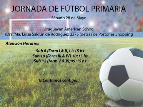 Futbol primaria