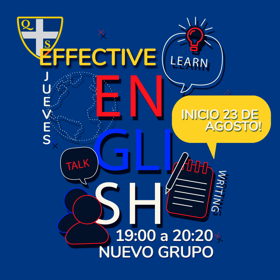 Ingles Azul - Nuevo grupo
